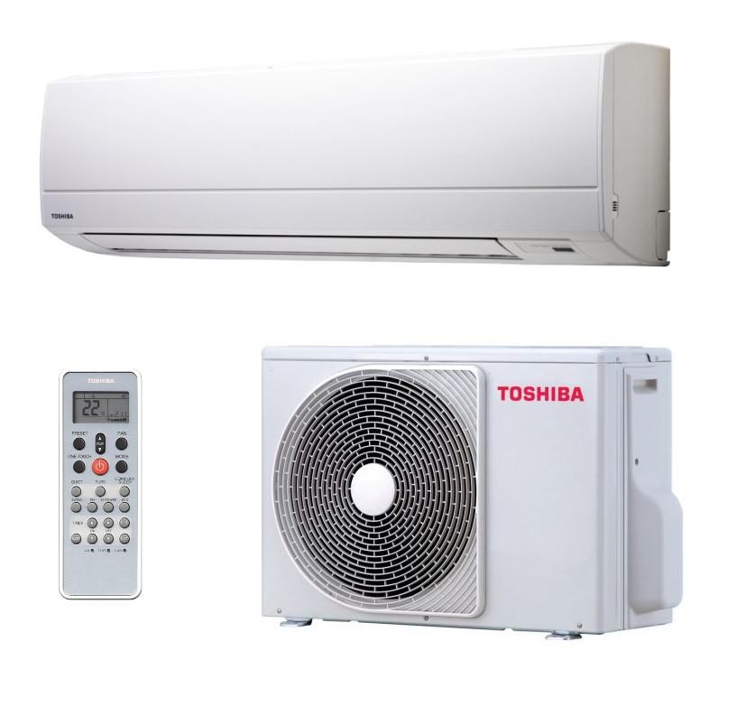 Кондиціонер Toshiba RAS-07SKHP-ES/RAS-07S2AH-ES