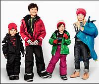 Верхняя детская одежда