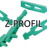 Ремень клиновый сегментный Z10