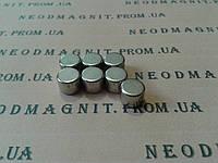Магнит D8*H6  неодимовые магниты