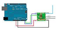 FM Радио модуль Стерео RDA5807M для Arduino [#0-3]