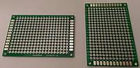 PCB 4x6 двухсторонняя печатная плата [#2-3]