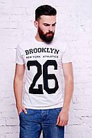 Brooklyn 26 Футболка Men-2В
