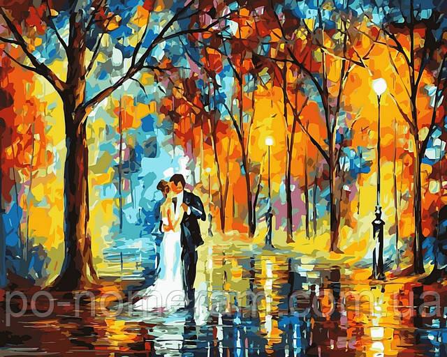 Дождливая свадьба