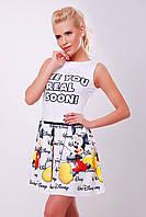 Mickey Mouse платье Мия-1 б/р