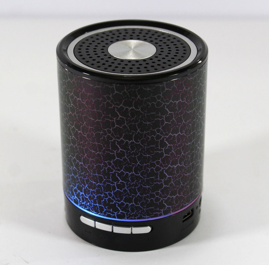 Портативная колонка SPS T2020 с bluetooth, mp3 плеером и радио