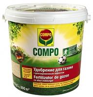 Добриво тривалої дії 'Compo' для газонів (8 кг)