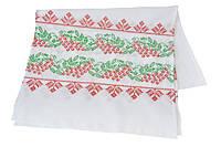Вышитый рушник и значение цветов орнамента