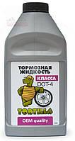Тормозная жидкость ДОТ-4 TORTILLA ✔ емкость: 1л.