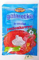 Galaretka Желе клубничный 90 г Kraw Pak Польша