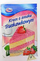 Заварной крем для торта с клубничным вкусом Emix Польша