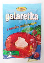 Galaretka Желе с вишневым вкусом 90 г Kraw Pak Польша