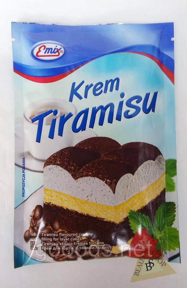 Заварной крем для торта Тирамису Emix Польша  - GOOODS.NET - Интернет магазин в Луцке