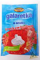 Galaretka Желе клубничный вкус 90 г Kraw Pak Польша
