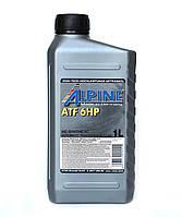 Масло трансмиссионное Alpine ATF 6HP 1л