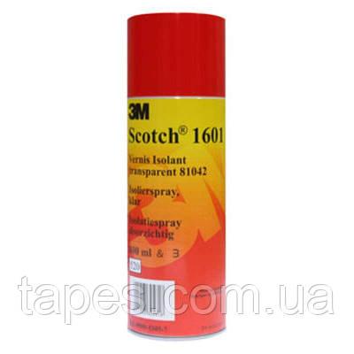 Аэрозоль 3М Scotch 1601 изолирующий на основе алкидного полимера для защиты контактов переключателей, распреде