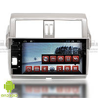 Штатная магнитола Toyota Land Cruiser  Prado 150 2013-2015 Android RedPower