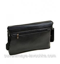 Сумка Чоловіча Планшет позов-шкіра dr.Bond 88564-4 black,сумка невелика, практична