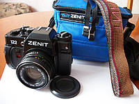 Фотоаппарат Зенит-122  MC Гелиос-44М6  [2ремешкa]