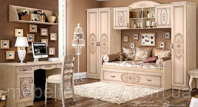 мебель для детской василиса мастер форм