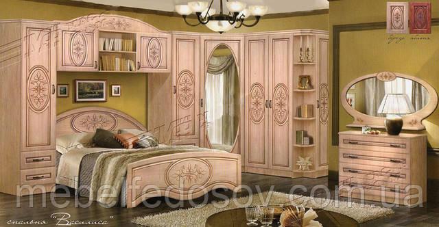 спальня василиса мастер форм