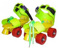 Роликовые коньки детские Profi MS 0053, фото 1