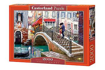 """Пазлы Castorland C-200559 """"Венеция мост"""" на 2000 элементов (C-200559)"""