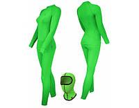 Женское термобелье Radical Green, комплект термобелья с балаклавой в подарок