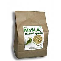 """Мука зеленой гречки """"органик Эко Продукт"""", 0,5 кг."""