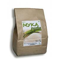 """Органическая мука рисовая, """"Органик Эко продукт"""", 1 кг."""