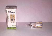 Светодиодная лампа LB-522 G4 3W 2700К (белый теплый)