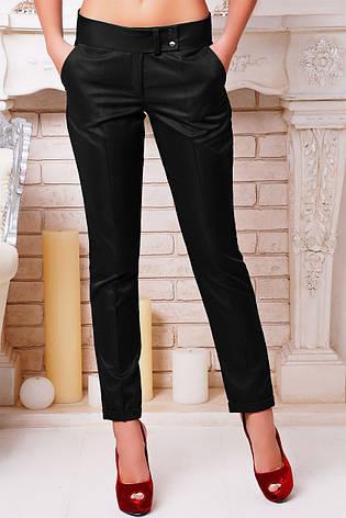 Женские черные брюки классика Хилори, фото 2