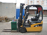 Аренда электропогрузчика во Львове CAT EP16NT, фото 1