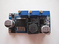 LM2596S CC/CV понижающий преобразователь с регулировкой тока и напряжения