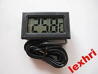 Термометр цифровой с выносным датчиком -30...+70°C