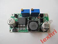 Понижающий преобразователь с регулировкой тока и напряжения LM2596S