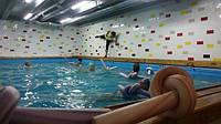 Детский день рождения в бассейне