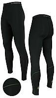 Спортивные мужские штаны-тайтсы Radical Nexus, черные