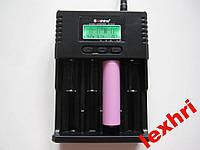 SOSHINE H4 Распродажа - без блока питания. Зарядное устройство для 1-4 ni-mh, li-ion, lifepo4 аккумуляторов.