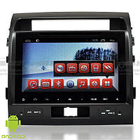 Штатная магнитола Toyota Land Cruiser 200 Android RedPower