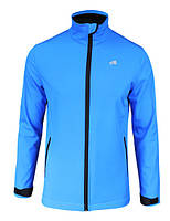 Спортивная куртка с мембраной и отражателями Radical Crag, с виндстоппером, синяя