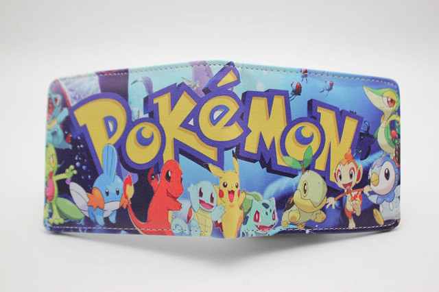 Кошельки Покемон Го Pokemon Go