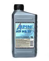 Масло трансмиссионное ALPINE ATF MB 15 1л