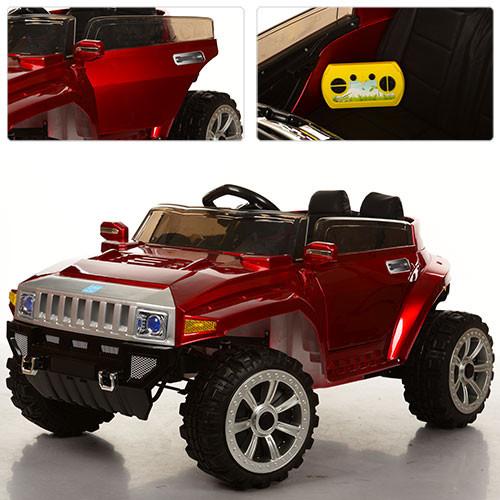 Детский электромобиль Джип 2016EBLRS-3