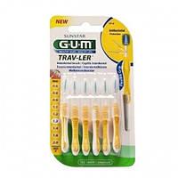 Межзубная щетка GUM Trav-Ler 1.3 мм