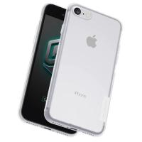Чехол для сматф. NILLKIN iPhone 7 (4`7) - Nature TPU (Белый)
