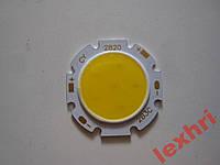 Светодиодная матрица 3W  led 3w 270lum/2700-3200k