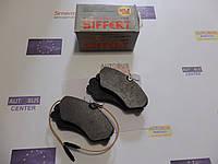 Тормозные колодки, передние Fiat ducato LPR SF2399
