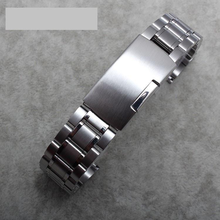 Браслет для часов из нержавеющей стали. 18-й размер