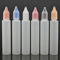 Флакон карандаш 30 мл (Unicorn bottle) для жидкости к электронным сигаретам